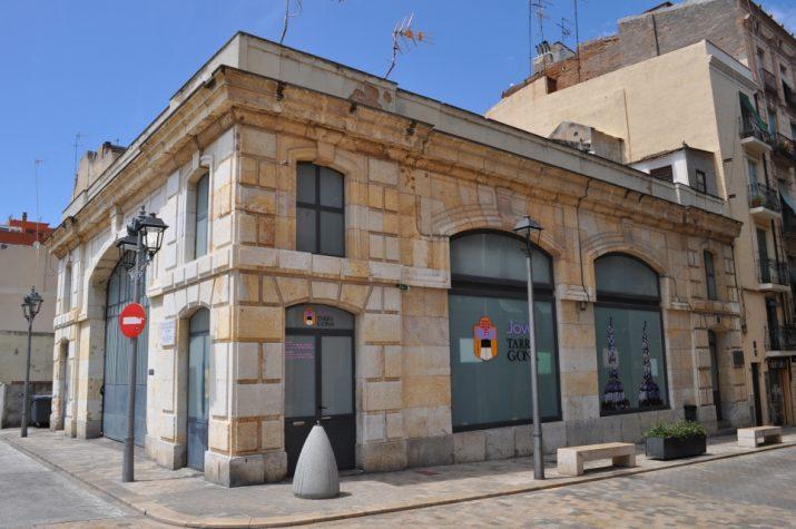 Imatge exterior del local de la Colla Jove, al Cós del Bou (foto: Colla Jove)