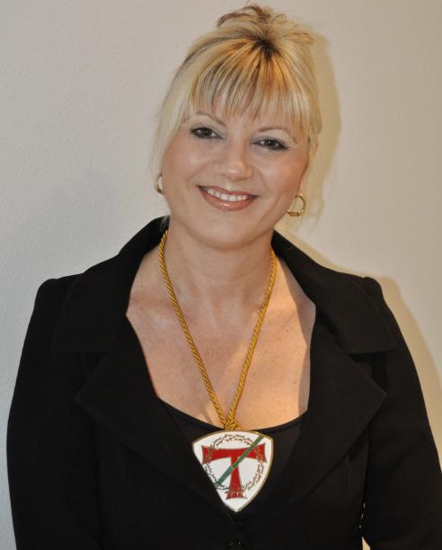 Elvira Ferrando és presidenta de la Germandat del Sant Ecce-Homo