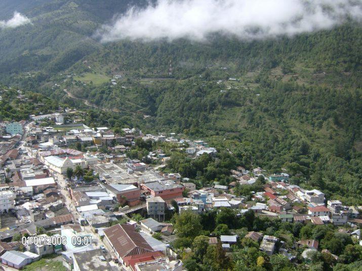 San Miguel Acatan és la principal localitat de la regió més nord-occidental de Guatemala (foto: guatelog.com)