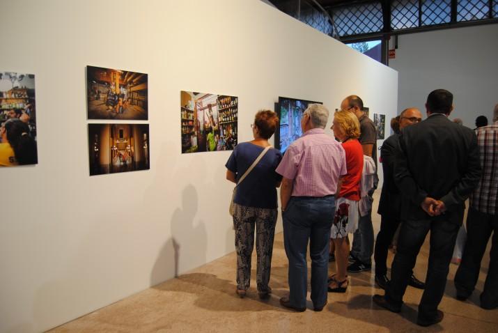 Espai de l'exposició dedicat a la Festa Major tarragonina.