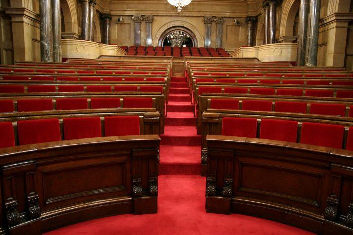 El futur Parlament de Catalunya determinarà el full de ruta cap a l'estat propi (foto: Parlament)