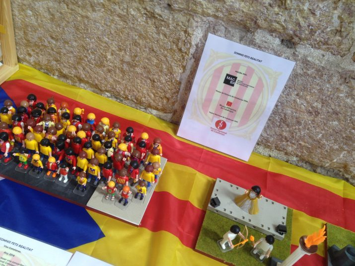 Fira Clickània a Montblanc (foto: Joan M. Carrillo)