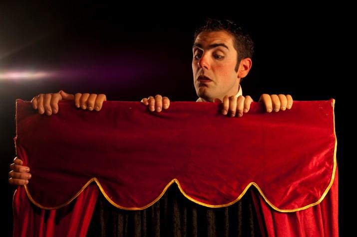 Adrián Conde farà la cloenda del festival Teatre Màgic el proper diumenge 29 de novembre (foto: cedida)
