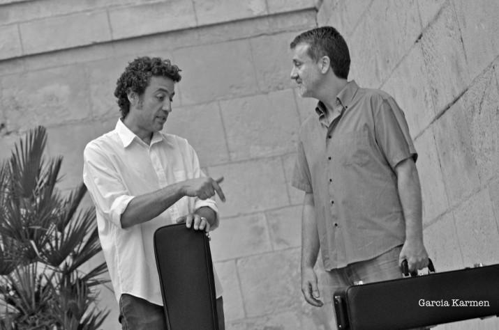 Fito Luri i Xavier Pié actuaran dijous 26