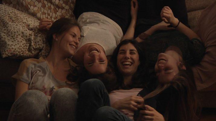 Les amigues de l'Àgata, una òpera prima de quatre estudiants d'Àudiovisuals presentada al festival (foto: cedida)