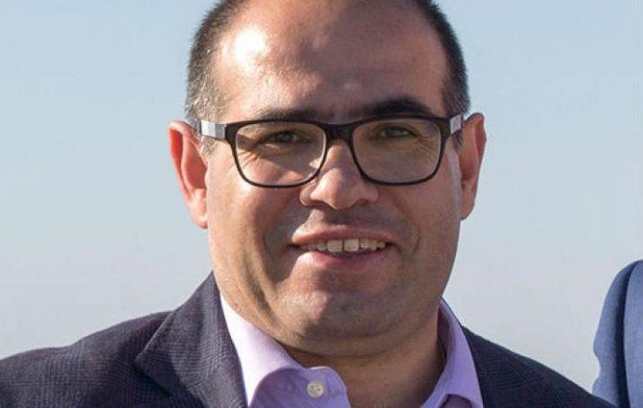 Josep M. Prats, regidor d'Unió a l'ajuntament de Tarragona i president del comitè local del partit