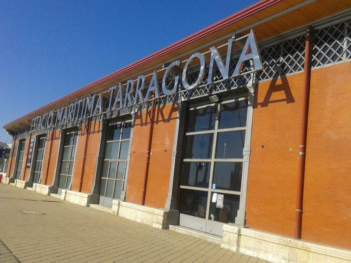 El Tinglado 4 del Moll de Costa es recuperarà com a estació marítima per donar servei als creuers de petites dimensions (foto: Fet a Tarragona)