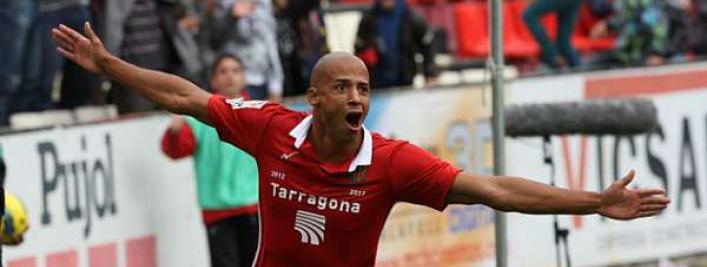 Berry Powel va ser el golejador davant de l'Alcorcón el davanter va marcar amb el Nàstic al Nou Estadi i a Santo Domingo i també amb l'Elx contra l'equip madrileny.