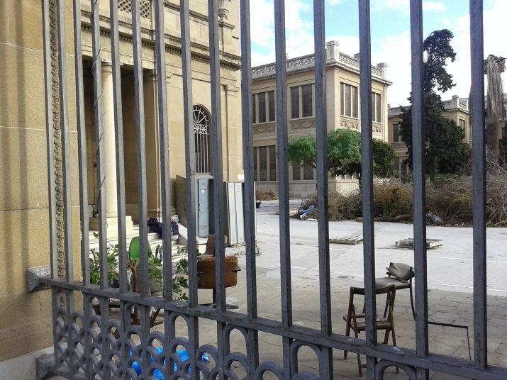 La Tabacalera és un dels grans projectes culturals pendents a Tarragona. Foto: FET a TARRAGONA
