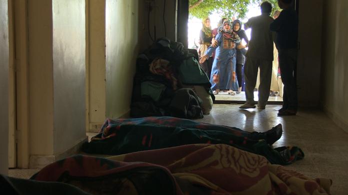 'Frame' de l'audiovisual sobre Síria realitat per ALBA SOTORRA