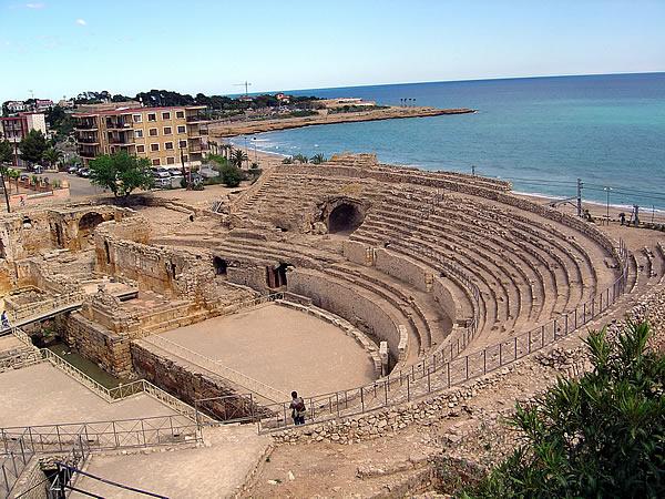 L'Amfiteatre de Tarragona, en una imatge d'arxiu. Foto: Tinet