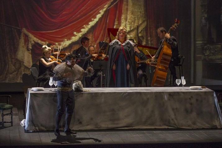 Sartine, rei de París ens presenta un personatge cabdal i ignorat que va acabar els seus dies a Tarragona. Fotografia: Francesc Sech