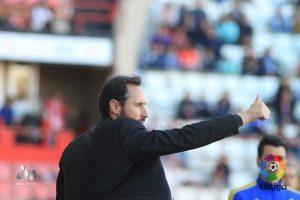 Vicente Moreno segueix portant el timó dels grana. Foto:LFP