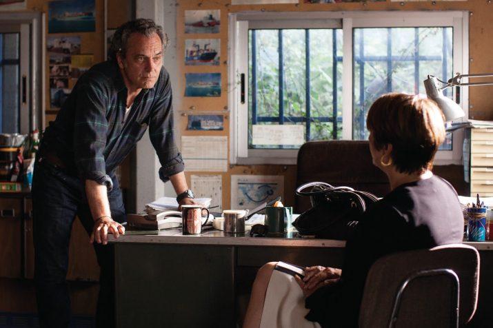 José Coronado i Blanca Portillo en una escena de la pel·lícula 'Secuestro'