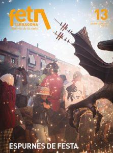 De regal, una revista sobre els secrets de Santa Tecla.