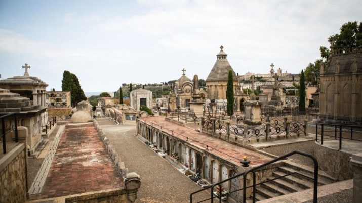 El cementiri de Tarragona. Foto DAVID OLIETE