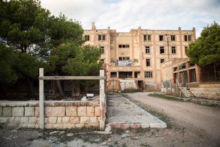 Els arquitectes seleccionats aposten per rehabilitar els vells edificis. Foto: DAVID OLIETE