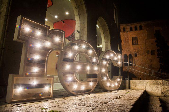 L'Antiga Audiència tornarà ser l'escenari principal del Festival REC, que arriba a la 16ª edició. Foto: Festival REC