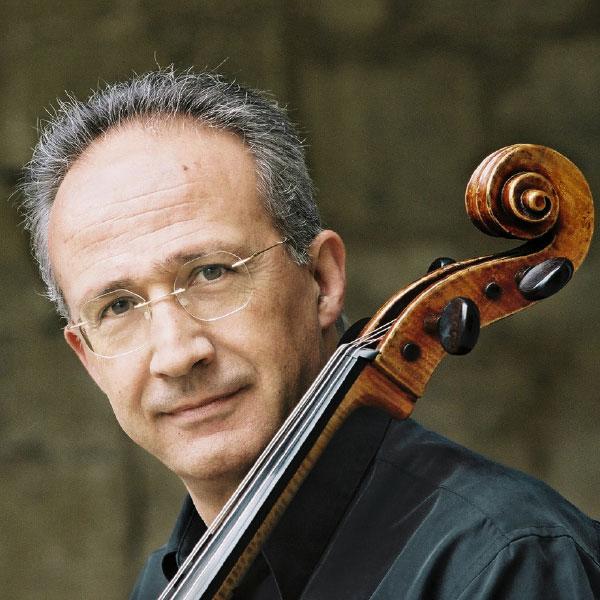 El violoncel·lista Lluís Claret serà el protagonista del concert d'homenatge a Pau Casals. Foto: OCM