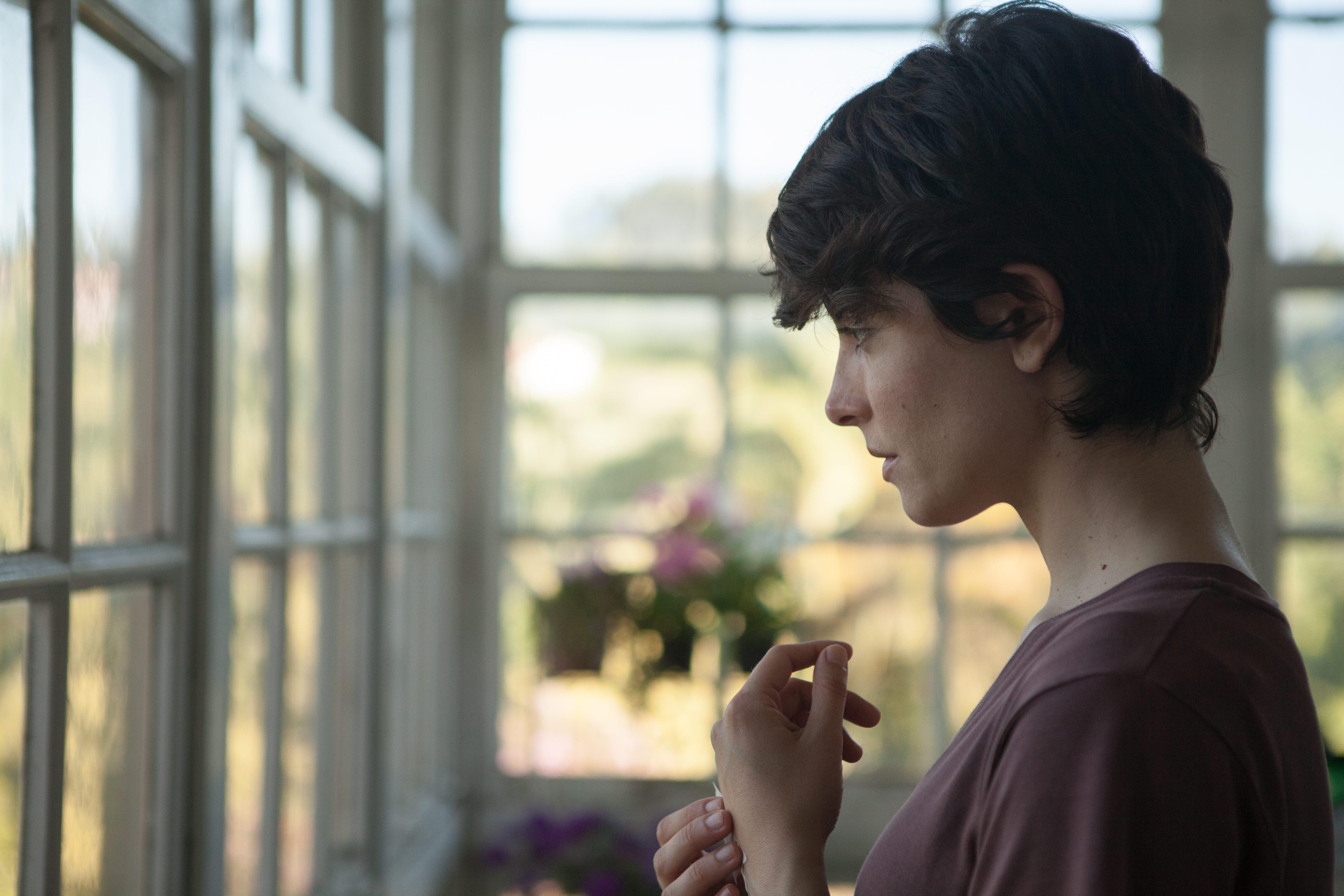 Fotograma de la pel·lícula 'María y las demás', un altre de les obres premiades enguany. (Fotografia: REC).